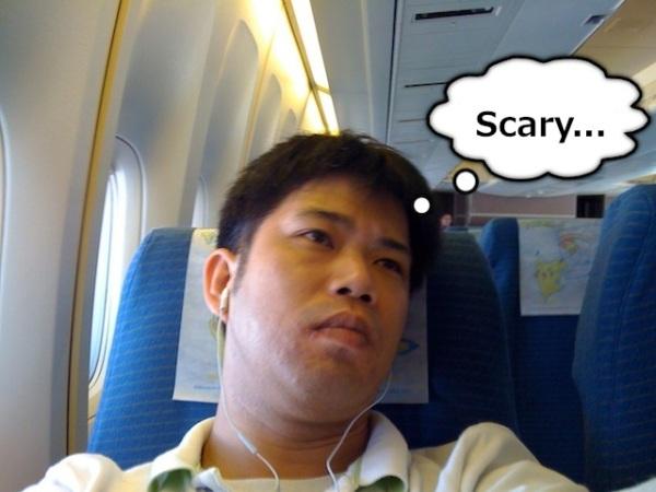 I'm scary